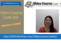 video course cash kit review image