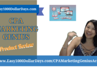cpa marketing genius review image